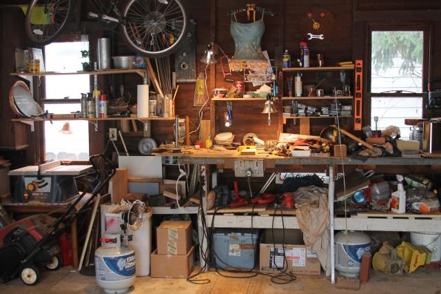 my 'studio'