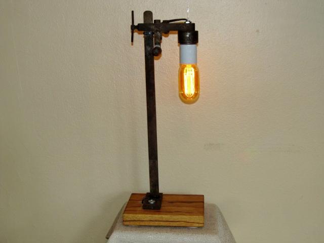 bottle cap lamp 005